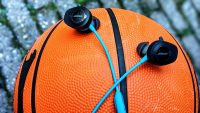 Bose SoundSport Wireless basketball